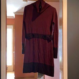 XL sweater dress